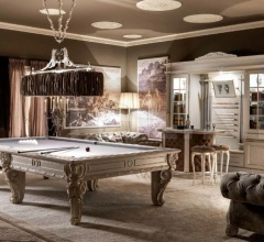 Итальянские игровая комната - Игровой стол 3342 TAV фабрика Savio Firmino