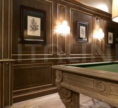 Итальянские игровая комната - Бильярдный стол 3385 BIL фабрика Savio Firmino