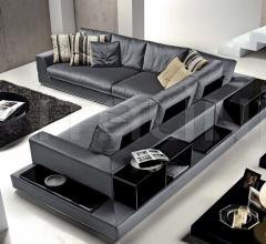 Модульный диван My Way plus фабрика Formerin