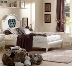 Кровать 92125 фабрика Modenese Gastone