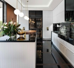 Кухня Deco фабрика Castagna Cucine