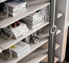 Книжный стеллаж Lift фабрика Caroti