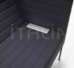 Офисный диван Stripes maxi фабрика Giulio Marelli