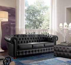 Трехместный диван 74038 фабрика Modenese Gastone
