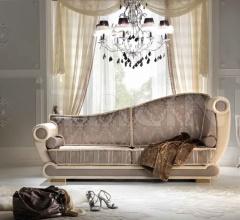Трехместный диван 74062 фабрика Modenese Gastone
