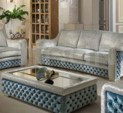 Трехместный диван 74052 фабрика Modenese Gastone