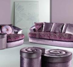 Двухместный диван 74031 фабрика Modenese Gastone