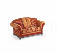 Двухместный диван 74024 фабрика Modenese Gastone