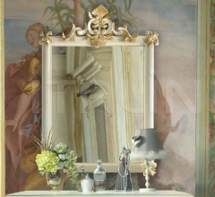 Настенное зеркало 76134 фабрика Modenese Gastone