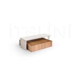 Журнальный столик BONSEKI BRIDGE 125 фабрика Caroti