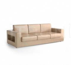 Трехместный диван THECA 147 фабрика Caroti