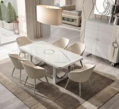 Стол обеденный RHOMBUS 114 фабрика Caroti
