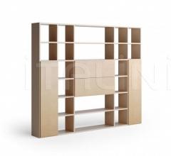 Книжный стеллаж RUBIK 305 фабрика Caroti