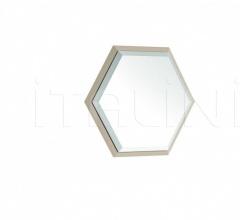 Настенное зеркало PRISMA фабрика Caroti
