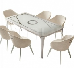 Стол обеденный DOLOMITE RHOMBUS 112 фабрика Caroti