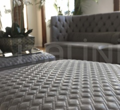 Модульный диван GREPPI HIGH CAPITTONE фабрика Vittoria Frigerio