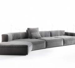 Модульный диван SFORZA фабрика Vittoria Frigerio