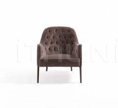Кресло POGGI BERGERE CAPITONNE фабрика Vittoria Frigerio