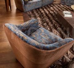Кресло Gramercy PLGRAMER05 фабрика Smania