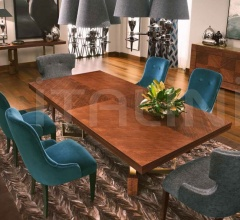 Стол обеденный Rodrigo фабрика Smania