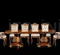 Раздвижной стол FZ72 фабрика Barnini Oseo