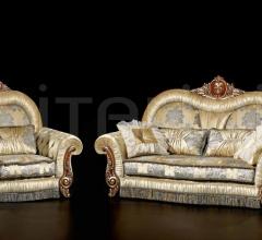 Двухместный диван FZ65 фабрика Barnini Oseo