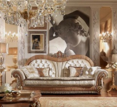 Трехместный диван FZ64 фабрика Barnini Oseo