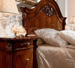 Кровать 408 фабрика Barnini Oseo