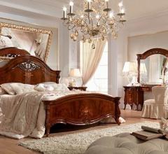 Кровать 409 фабрика Barnini Oseo