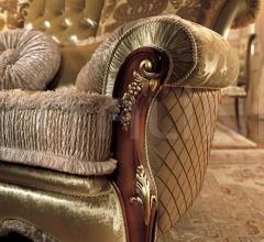 Двухместный диван X106 фабрика Barnini Oseo