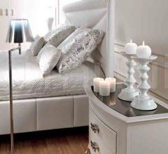 Кровать SA111+SA114 фабрика Barnini Oseo
