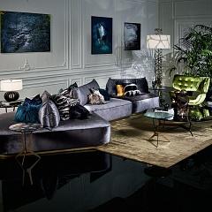 Roberto Cavalli на Maison&Objet - Итальянская мебель