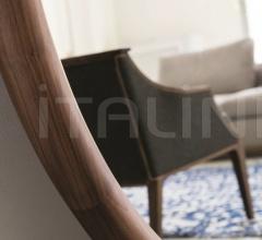 Итальянские предметы интерьера - Настенное зеркало Giove фабрика Porada