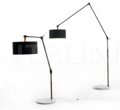 Итальянские свет - Напольный светильник Gary big фабрика Porada