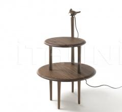 Итальянские столики - Столик Jenny Ø50 фабрика Porada