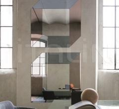 Итальянские предметы интерьера - Настенное зеркало Escher фабрика Porada