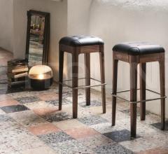 Итальянские барные стулья - Барный стул Webby фабрика Porada