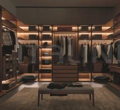 Итальянские шкафы гардеробные - Гардероб My suite фабрика Porada