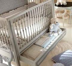 Итальянские кровати - Кроватка 3458 LET M фабрика Savio Firmino