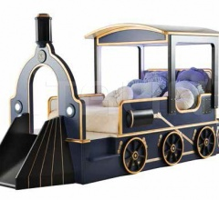Итальянские кровати - Кроватка 3402 LET фабрика Savio Firmino
