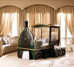 Итальянские кровати - Кроватка 3510 LET фабрика Savio Firmino
