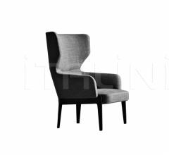 Кресло CHELSEA CPO1 фабрика Molteni & C