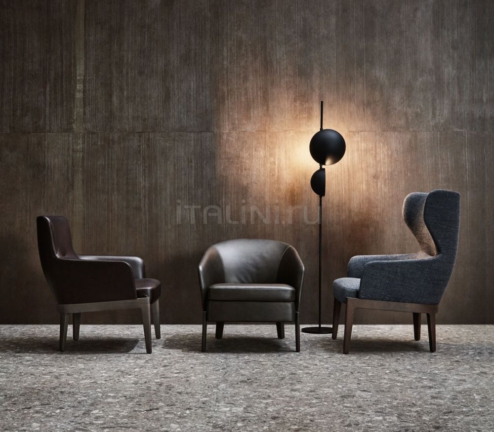 Кресло CHELSEA CPO1 Molteni & C