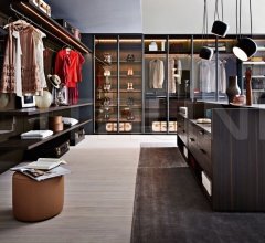 Гардероб GLISS MASTER-WINDOW фабрика Molteni & C