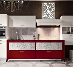 Кухня Eos фабрика Arkeos by Vittorio Grifoni