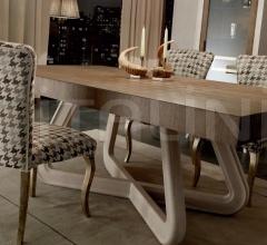 Раздвижной стол KA129 фабрика Arkeos by Vittorio Grifoni