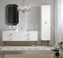 Итальянские ванная - Композиция Daphne D15 фабрика Oasis