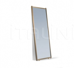 Итальянские напольные зеркала - Напольное зеркало Dorian фабрика Poltrona Frau