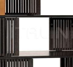 Итальянские стеллажи - Книжный стеллаж Lloyd фабрика Poltrona Frau