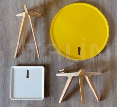 Кофейный столик SERVOLINO/SERVOLONE фабрика Miniforms